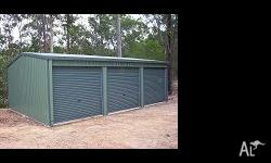 Huge Seller Garage 9m x 6m x 2.7m high with 3 extra