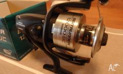 Brand new and still in the box Shimano Baitrunner