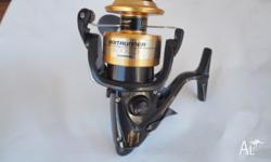 NEW Shimano Baitrunner 8000D, Spooled with either 30lb