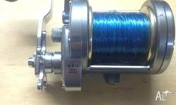 Shimano Torium 30 in good condition. With a 6.2:1