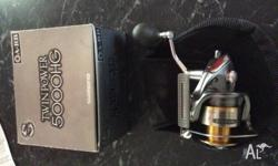 Twinpower 5000HG This reel is in very good condition