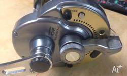 Shimano Tyrno 20 in good working condition. Excellent
