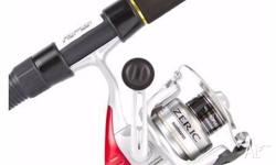 Brand New Premounted combo Reel Description: Shimano is