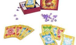 Inspired by the traditional Italian game of Scopa,