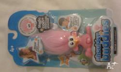 shoulder buddies- brand new in packet. toys to