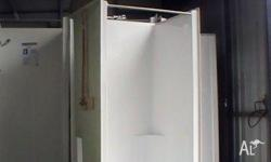 The Rachelle - Rear WasteShower Cubicle is made to fit