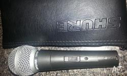 For sale Shure SM58 Vocal Dynamic Microphone, verry