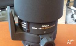 Lens is in excellent condition with very little and