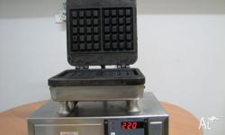 Silex Waffle Maker. Excellent working oder, clean and