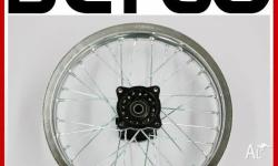 Brand New 90/100-14 Rear Wheel Alloy Rim PIT PRO Bike