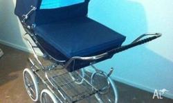 Silvercross Kensington Coach Built Pram was over $4500-