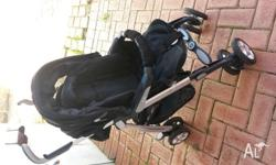 Silvercross Pram. Used but in good condition. Very