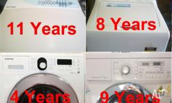 I have some washing machines for sale, they Are in fair