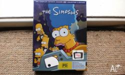 For sale this Simpsons Season 7 box set. Contains