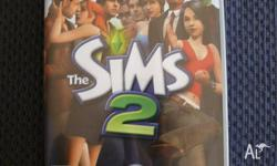 Sims 2 games for sale, covers not in good condition but