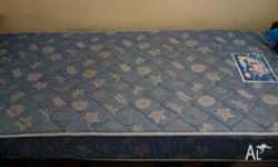 SINGLE BED MATTRESSES PIC 1 Sleepmaker PIC 2 Foam