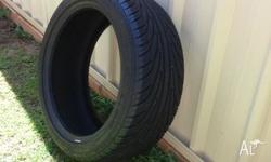 This Tyre is in excellent condition also never