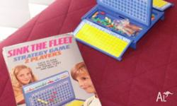 Sink the Fleet: Ages 6 to Adult Sink The Fleet Strategy