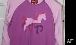 Thomas Cook pink/purple long sleeved shirt $15 RM
