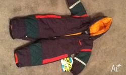 I have for sale a Huski Explorer size 1 winter water