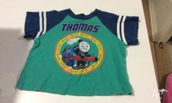 Size 2 Thomas & friends t-shirt In good condition Size