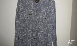 Seven mens shirts in excellent condition , hardly ever