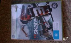 Skate 3 For Xbox 360 In excellent condition, almost