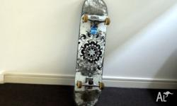 I am selling this board because I can travel overseas