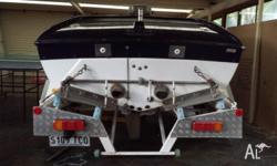 THE MUSCLE CAR OF BOATS Fully reconditioned inside and