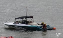 330hp 5.7ltr Black Scorpion EFI Mercruiser with