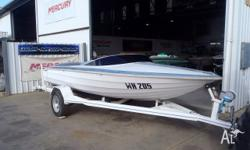 SKICRAFT CLINKER SKI BOAT 1981 Model Skicraft Clinker
