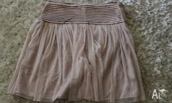 Dotti Ballerina skirt $5 (new) Tokito blue & black