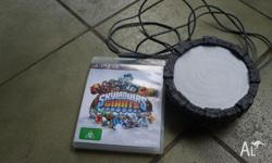 Skylanders PS3 Giants game and portal. Still in great
