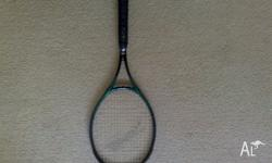 Hey guys i have this junior tennis raquet up for grabs,