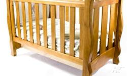 Love N Care Sleigh 3 in 1 cot Brand: Love N Care RRP: