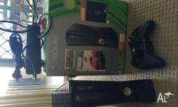 8months old slimline xbox360, newest 360 model