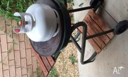 Small BBQ with Gas Bottle for sale Could be used as a