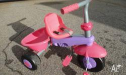 """FOR SALE"" The 3 in 1 Trike in almost new condition."