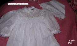 smocked hand embroidered gowns 0427820744 pls ring dont