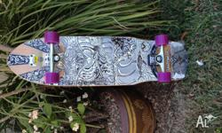 "Selling my new 36"" smoothstar skateboard. Better then"