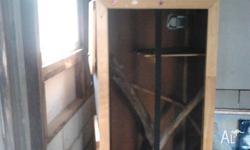 Very large Snake/ Reptile Enclosure FOR SALE -