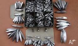 snapper sinkers all sizes 1oz to 32 oz. . all sinkers