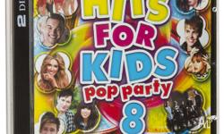 Hits For Kids Pop Party 8 - Includes One Direction,