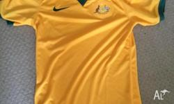 Size small bought last World Cup and used only once or