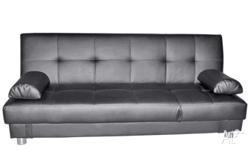 This Designer Multifunctional Sofa Bed features sleek
