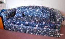 Double sofa bed, in perfect condition, clean and rarely
