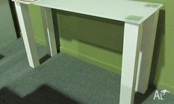 Sofa Table - Aspen Glass One Only RR$499 Now $269 All