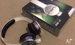 As new Sol Republic Tracks HD V10 headphones - RRP$180