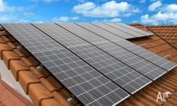 Sunny Energy 1.504kw Photovoltaic system, 8 panels with