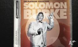 Solomon Burke: The Platinum Collection 22 tracks Played